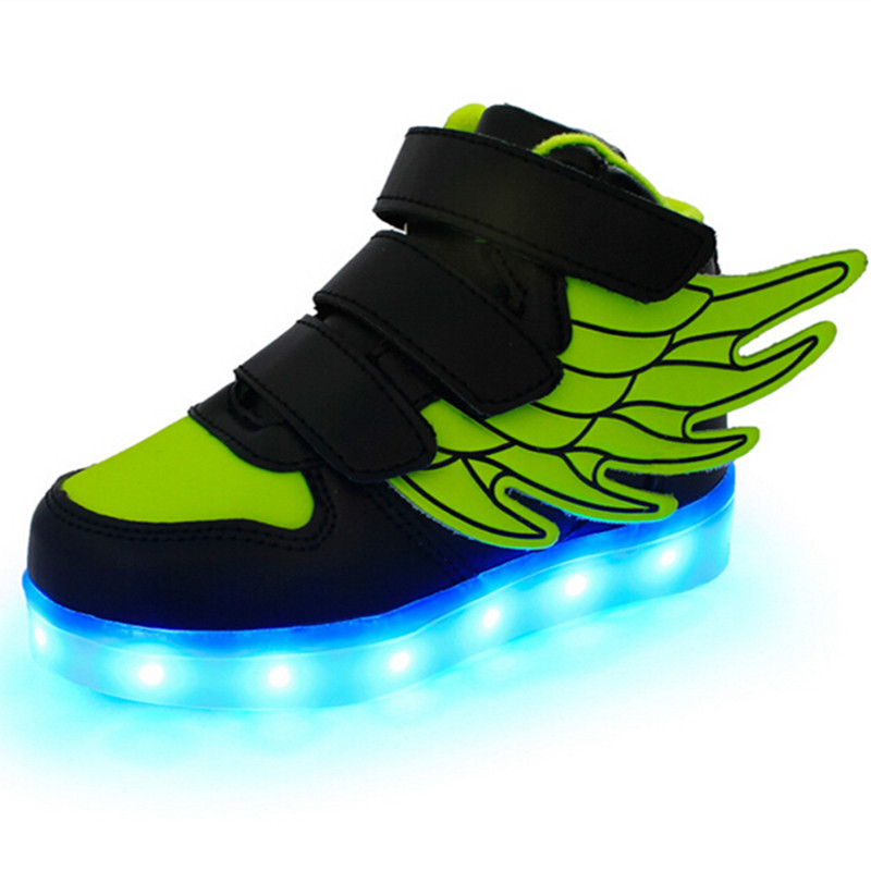 TONGMAO Led Schoenen Kids Basket Chaussure Lumineuse Enfant Garcon Casual Boys Lighting Girls Fille Children Shoes With Light Up new 2017 fashion women shoes led for adults schoenen casual chaussures lumineuse light up shoes femme luminous gold silver shoes