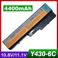 5200mAh Laptop Battery For LENOVO 45K2221 L08O6D01 L08S6D01 IdeaPad V430a V450a Y430 2781 Y430a Y430g