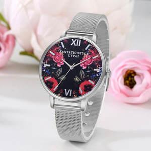 87107c10814 Rigardu Quartz Watches 2018 Relogio Feminino Women s Clock