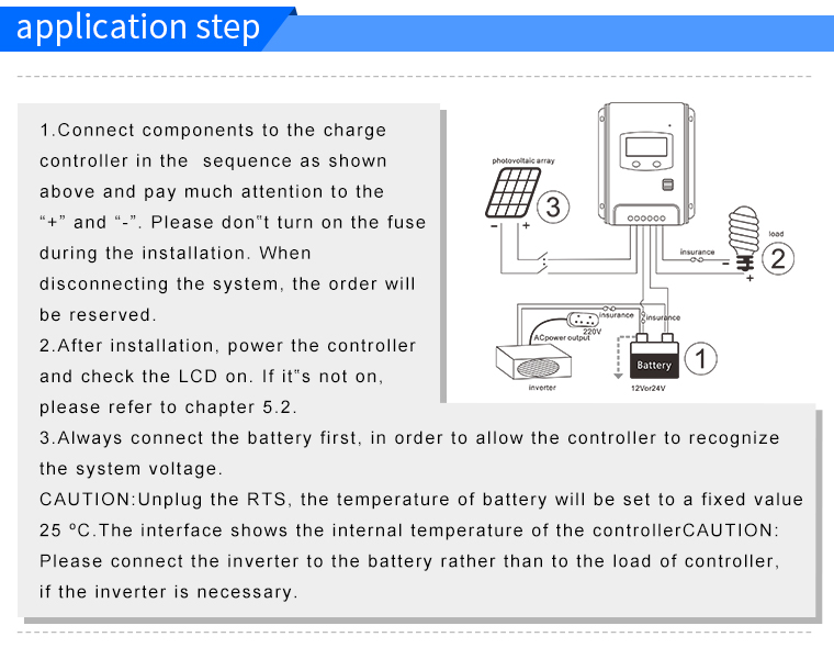 HTB1rpeiXifrK1RjSspbq6A4pFXaO - CPK Multi-function 12V 24V 20A MPPT Solar Charger Controller High Efficiency with