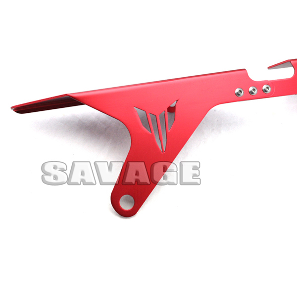 CNC Aluminum Chain Guards Cover Protector Red ! For Yamaha MT-09 2014-2015, MT-09 Tracer 2015 New Arrival cnc aluminum chain guards cover protector red for yamaha mt 09 2014 2015 mt 09 tracer 2015 new arrival
