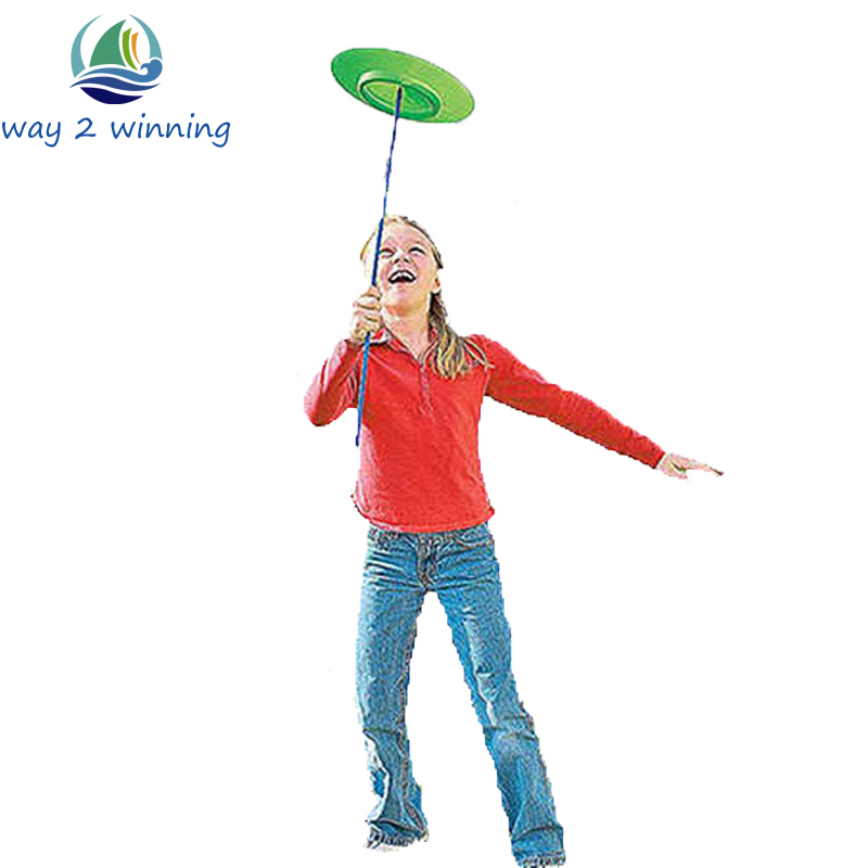 Sensory Integration Toys Balance Wheel Discs Juggling Props For Acrobatics Plate Spinning Turntable Games Stage Performances