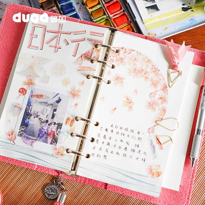 Piante Fiori Giapponese Washi Nastro Adesivo FAI DA TE Nastro Adesivo Nastri Adesivi Decorativi Adesivi Per Scrapbooking Sticker Cancelleria Nastri