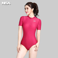 NSA Arena Swimwear Women One Piece Swimsuit For Girls Women S Swimsuits Competitive Female Water Polo