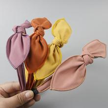 NEW fashion Ribbon Bows Kids Hairbands Women Headbands Hair Hoop Boutique Girls Accessories Princess Headwear K12
