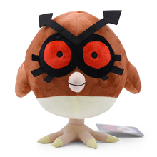 23cm Hoothoot Plush Toy Soft Doll Stuffed Gift For Baby цены