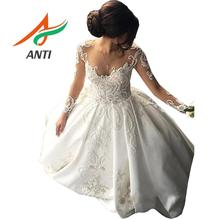 ANTI Ball Gown Wedding Dresses Gowns Bride Dress