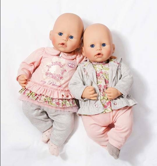 New style 1set pink set clothes Wear fit 43cm Baby Born zapf, Children best Birthday Gift(only sell clothes) green jumpsuit doll clothes wear fit 30cm baby born zapf children best birthday gift only sell clothes