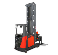 Linde new 1t 1.35t electric forklift truck 5022 series A electric man down turret truck 1000kg 1350kg