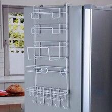 Refrigerator Side font b Storage b font font b Rack b font for Kitchen font b