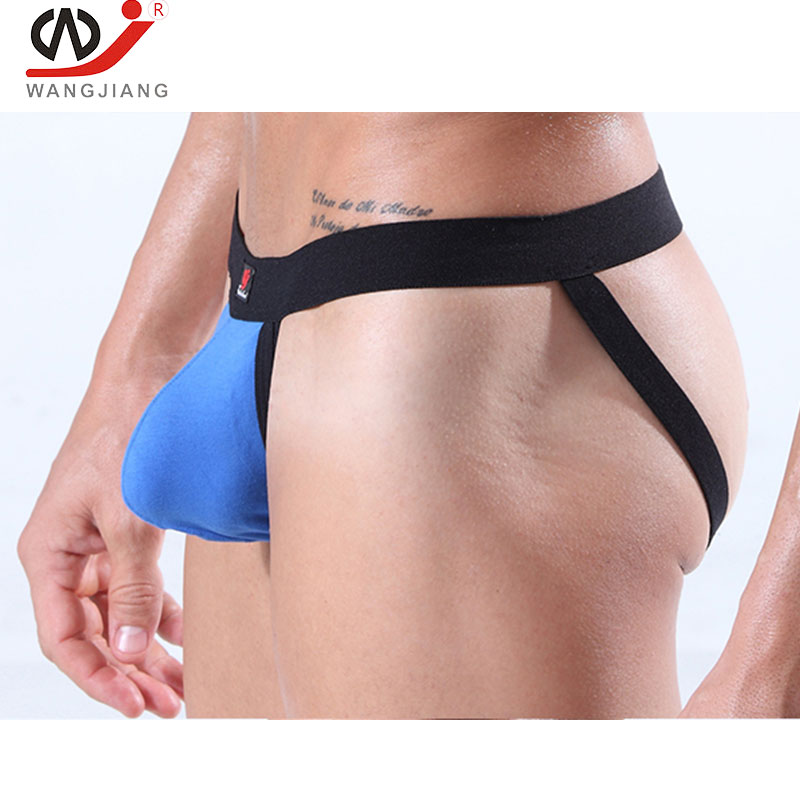 Sexy Erotic Homens Jockstrap Gay Underwear Penis Tangas Hombre Sexi Mens Thongs G Strings Thong Men String Homme Underwear
