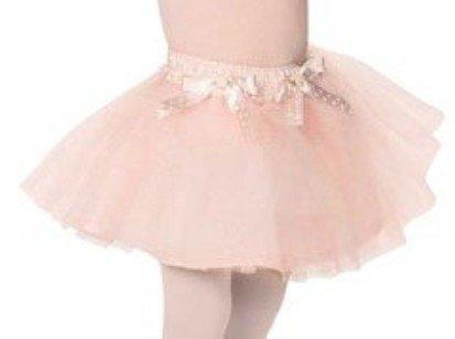 Детские Петти Пачки Малыша девушки пачки устанавливает один юбка + один дно розовых тонах жестяным туту
