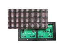 P10 Открытый (Красный + Синий) Двухцветный СВЕТОДИОДНЫЙ Дисплей Модуль, P10-1R1B Двухцветный СВЕТОДИОДНЫЙ Модуль На Открытом Воздухе