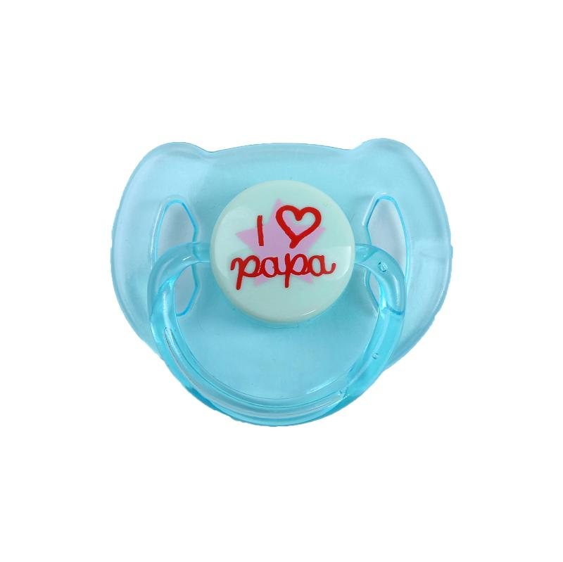 10pcs lot Magnet Pacifiers for Bebe Reborn Dolls Pacifiers Nipples Magnetic Dummy Fit For Newborn Babies