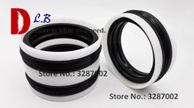 TPM 45X29 MM - TPM 60X44 MM double-acting seal NBR+Polyester elastomer Back up ring+POM cylinder components compact part(China)
