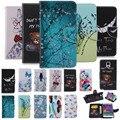 Nueva magnética flip phone cases para samsung galaxy s7 edge titular de la tarjeta de cuero de la pu cubierta del caso del soporte para samsung galaxy teléfonos