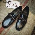 Mulheres Apartamentos pu sapatos de casamento sapatos de causalidade schoenen vrouw nova moda dedo do pé redondo sapatos tenis feminino escarpins femme vindima