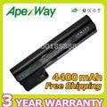 Apexway 4400 мАч Аккумулятор для HP Mini110-3000 CQ10-400 Серии CQ10-400EJ HSTNN-DB1T HSTNN-CB1U HSTNN-E04C WQ001AA 607762-001