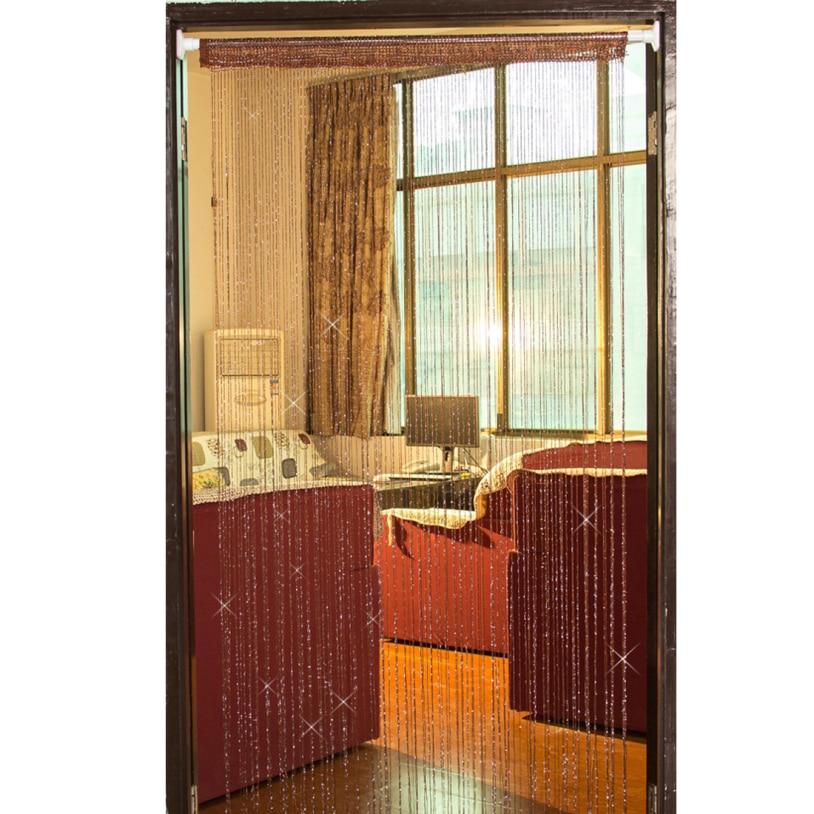 rideaux de porte promotion achetez des rideaux de porte. Black Bedroom Furniture Sets. Home Design Ideas