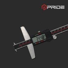 Digital Depth Gauge With Double Hook 0-300mm Big LCD Display Measuring Tools