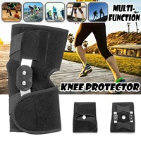 Adjustable Hinged Kneepads Protective Sport Work Gardening Builder Knee Protector Pads Workplace Safety Supplies