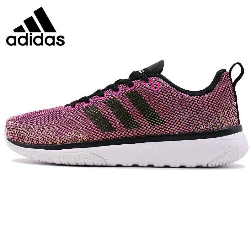 где купить Original New Arrival 2017 Adidas Adidas NEO Label SUPER FLEX Women's Skateboarding Shoes Sneakers по лучшей цене