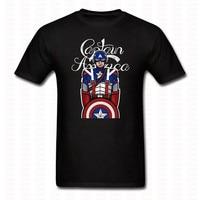 New Captain America Super Hero T Shirt Movie Superman Cartoon Funny O Neck Shirts Brand