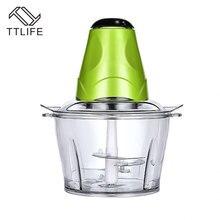 TTLIFE Multifunktions-küche Haushaltsfleischwolf Gemüse Chopper Schnell Shredder Cutter Manuellen Küchenmaschine Küche Werkzeuge