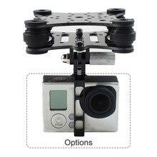 Углерода Волокно Камера карданный крепление FPV-системы амортизатор демпфирования PTZ для DJI Phantom Quadcopter MultiCopter GoPro Hero 3