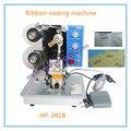 Горячая Продажа Срок годности кодирования машина для 3 линий  электрическая лента Дата код печатная машина  горячая фольга штамп-кодер