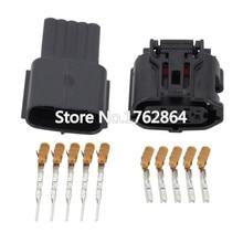 5 Pin Connector Air Pressure Plug Air Flowmeter Plugin with terminal DJ7052Y-0.6-11/21 5P стоимость