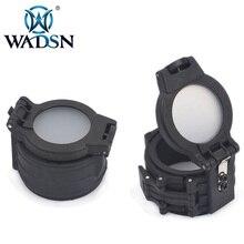 WADSN Тактический рассеиватель фонарика FM14(1,62 '') подходит M961 и M910 страйкбол Скаут Светильник ИК фильтр WEX304 оружие светильник аксессуары