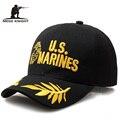 Bonés de Beisebol ao ar livre Tático Marines Chapéus Viseiras Tampas Marines Militar Do Exército Dos Homens Casuais de Esportes
