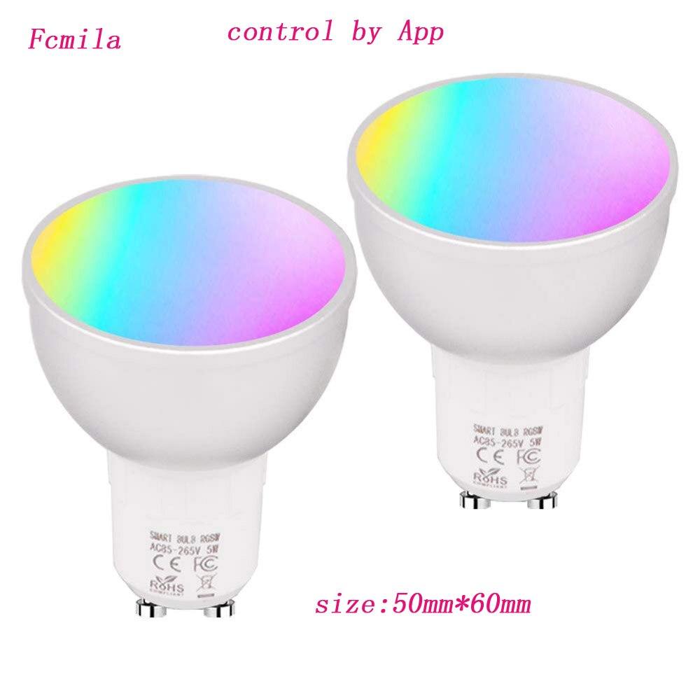 LED Copa de Oro y Copa de plata inteligente wifi Led Bombilla lámpara Copa LED 7W E27 E26 E14 B22 Google Home Page y Alxa Audio E27 /E26 bombillas Led para lámpara de mesa Flexible brazo oscilante abrazadera montaje lámpara Oficina estudio hogar mesa escritorio luz EU/US enchufe AC85-265V