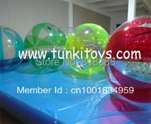 New Water walking ball pool PVC inflatable pool water multi-function inflatable water toys 2M/6 FEET dancing