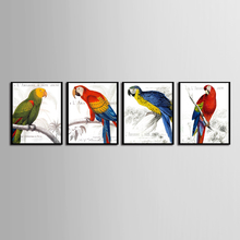 Factory wholesale Classic abstract animal Home decor Wall art canvas painting Pictures print  Living Room(No Framed)