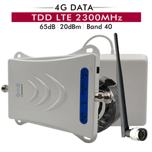 4G Signal Repeater TD LTE 2300 Mobile Signal Booster (B40) TDD 2300 Cell Phone Signal Amplifier for Saudi Arabia India Indonesia 2g 4g dual band signal booster dcs lte 1800 td lte 2300 mobile signal repeater b3 1800 b40 tdd 2300 cellphone signal amplifier