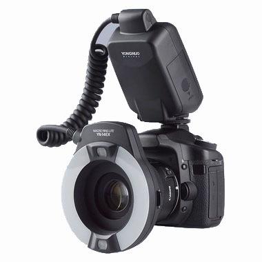 Prix pour Yongnuo YN-14EX YongnuoYN 14EX TTL LED Macro Speedlite Anneau Flash Lumière pour Canon 5D Mark II 5D Mark III 6D 7D 60D 70D 700D 650D