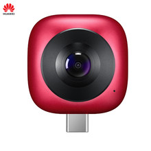 Huawei CV60 Keren Edisi Panorama 360 Camera 13MP 5K Foto 2K Video Full HD Dual Fisheye Kamera Ponsel lensa untuk Android 6.0(China)