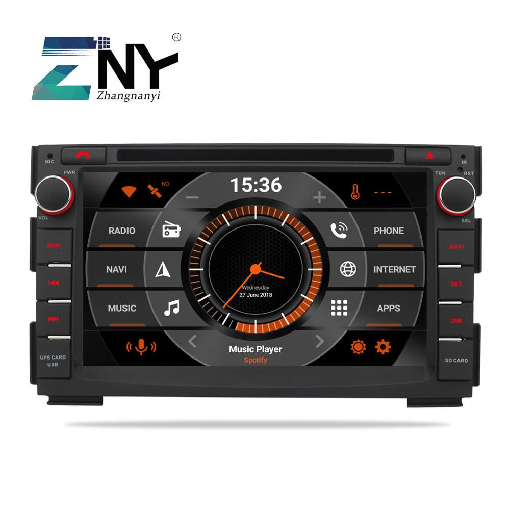 7 Android 9 0 Car GPS Stereo For Kia ProCeed 2009 2010 2011 2012 Auto DVD