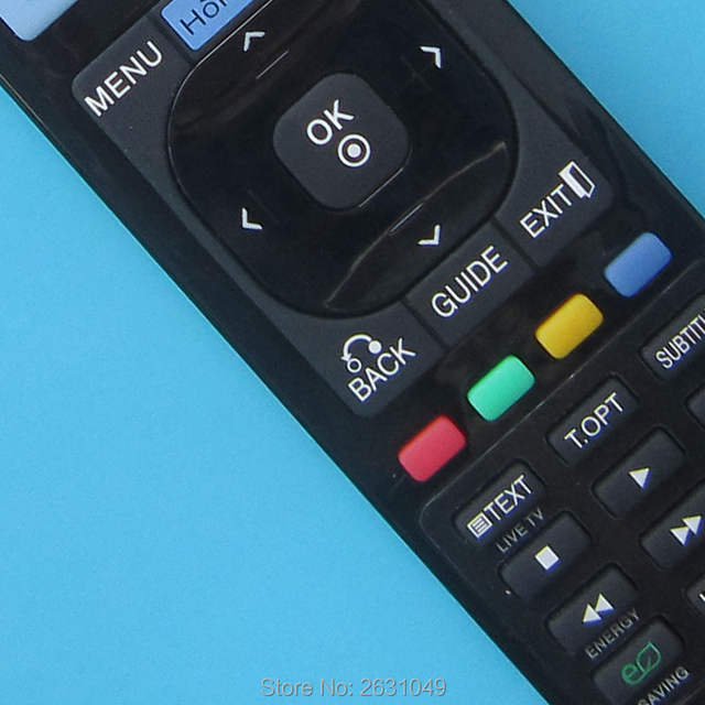 US $1 98  lekong remote control suitable for lg TV AKB72914296,  AKB74115502, AKB72914209,AKB72914293 akb72914202-in Remote Controls from  Consumer