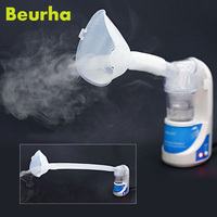 Beurha Home Health Care Inhaler Nebulizer Children Care Portable Automizer