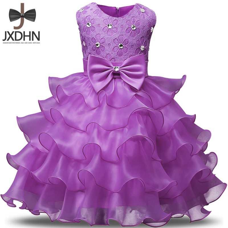 Vestido Formal 6 7 8 Cumpleaños Niña Princesa Niños Bautizo Eventos Ropa De Fiesta Tutú Vestidos Niñas Niños Ropa Niñas Ropa