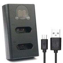 NP BX1 NP BX1 מצלמה Bttery כפולה USB מטען עבור Sony HDR AS50 AS100 AS200 AS10 AS15 AS20 AS30 HDR CX240E CX405E PJ240E PJ410E