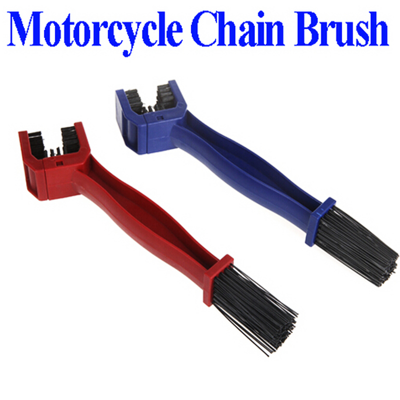 New Arrival Motorcycle Bicycle Chain Crankset Brush Cleaner Cleaning Cycling Moto Bike Clean TooL Accessory