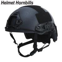 FAST Ballistic Helmet FAST Bulletproof Helmet US Standard NIJ IIIA Kevlar Bullet Proof Helmet