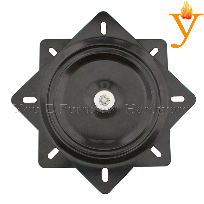 Turnable Furniture Parts Metal Swivel Plate Bar Chair