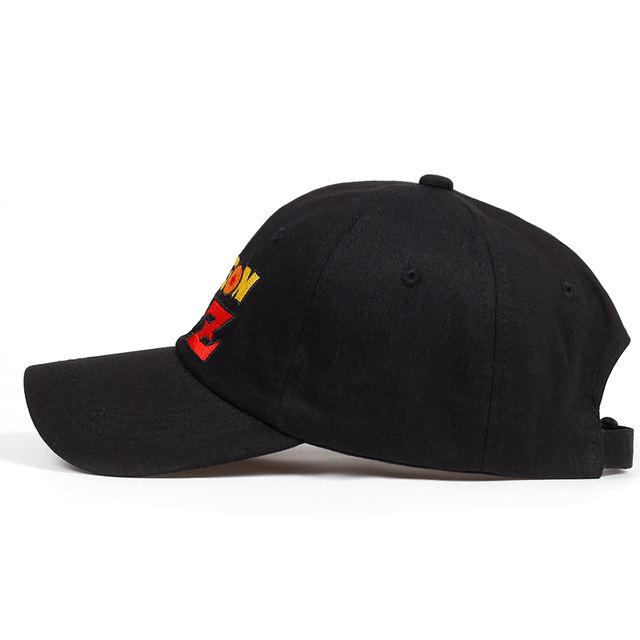 DRAGON BALL Z BASEBALL CAP