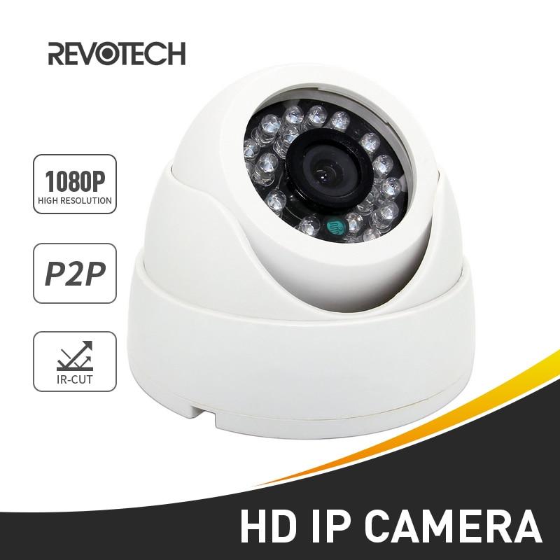 bilder für FHD 1920x1080 P 2.0MP IP Kamera Indoor Dome 24 LED IR Überwachungskamera ONVIF Nachtsicht P2P IP CCTV Cam mit IR-Cut