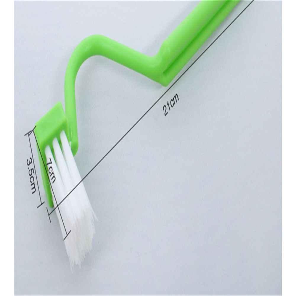 Новая портативная щетка для туалета Scrubber V-очиститель Чистая щетка изогнутая чаша ручка